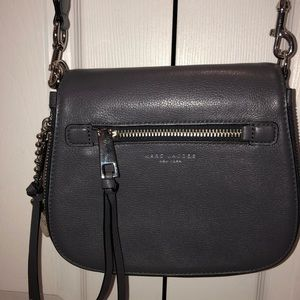 Marc Jacobs Grey leather purse